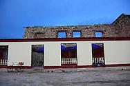 Cafe in Gibara, Holguin, Cuba.