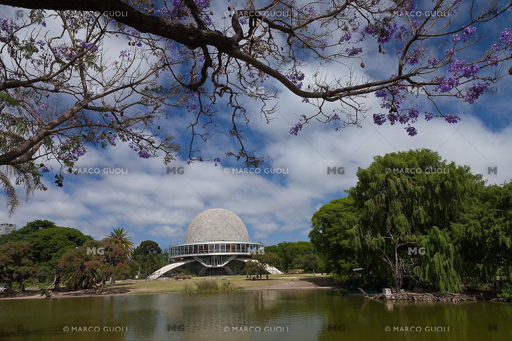 PLANETARIO GALILEO GALILEI, CIUDAD DE BUENOS AIRES, ARGENTINA (PHOTO © MARCO GUOLI - ALL RIGHTS RESERVED)