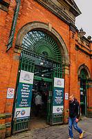 St. George's Market in Belfast