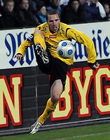 Fotball tippeligaen Rosenborg - Start 2-3,<br /> Hunter Freeman,<br /> Foto: Carl-Erik Eriksson, Digitalsport,