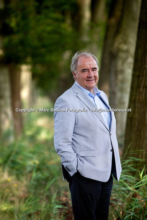 den bosch, Jacques Hendrikx voor her interview van Henri van der Steen