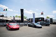 June 28 - July 1, 2018: Lamborghini Super Trofeo Watkins Glen. Lamborghini hospitality