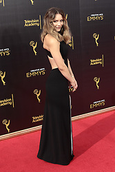 .Katharine McPhee   attends  2016 Creative Arts Emmy Awards - Day 2 at  Microsoft Theater on September 11th, 2016  in Los Angeles, California.Photo:Tony Lowe/Globephotos