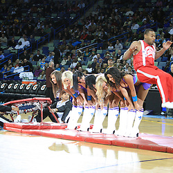 04 February 2009:  during a 93-107 loss by the New Orleans Hornets to the Chicago Bulls at the New Orleans Arena in New Orleans, LA.