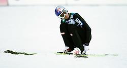 16.03.2012, Planica, Kranjska Gora, SLO, FIS Ski Sprung Weltcup, Einzel Skifliegen, im Bild Thomas Morgenstern (AUT),  during the FIS Skijumping Worldcup Individual Flying Hill, at Planica, Kranjska Gora, Slovenia on 2012/03/16. EXPA © 2012, PhotoCredit: EXPA/ Oskar Hoeher