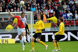 16-05-2010 VOETBAL: FC UTRECHT - RODA JC: UTRECHT<br /> FC Utrecht verslaat Roda in de finale van de Play-offs met 4-1 en gaat Europa in / Alje Schut<br /> ©2009-WWW.FOTOHOOGENDOORN.NL