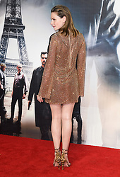 Rebecca Ferguson attending the UK premiere of Mission:Impossible Fallout, at the BFI IMAX, Waterloo, London. Photo credit should read: Doug Peters/EMPICS