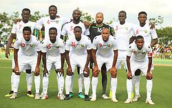 Afcon Cup Qualifying match between Rwanda and Guinea in Kigali, Rwanda on 16 October 2018