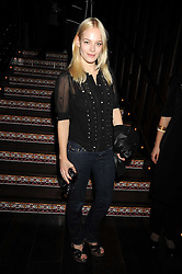 ANNABELLE HORSEY at the opening of the Buddha Bar, Victoria Embankment, London on 8th September 2008.<br /> <br /> NON EXCLUSIVE - WORLD RIGHTS