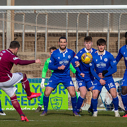 Arbroath v Queen of the South, Scottish Championship 6/3/2021