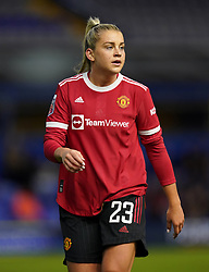 File photo dated 03-10-2021 of Manchester United's Alessia Russo. Manchester United forward Alessia Russo has been included in England's squad for the World Cup qualifiers against Northern Ireland and Latvia later this month. Issue date: Tuesday October 12, 2021.