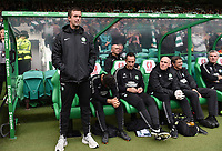 16/08/14 SCOTTISH PREMIERSHIP<br /> CELTIC v DUNDEE UTD<br /> CELTIC PARK - GLASGOW<br /> Celtic manager Ronny Deila