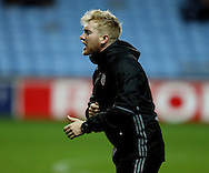 Fitness coach Matt Prestridge during the English League One match at the Rioch Arena Stadium, Coventry. Picture date: December 15th, 2016. Pic Simon Bellis/Sportimage