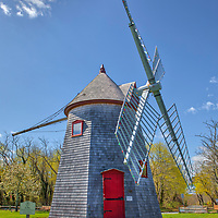 New England photography of the historic Eastham Mill at the Windmill Green and Bandstand in Eastham, MA on Cape Cod, Massachusetts.<br /> <br /> Cape Cod Eastham Windmill at the Windmill Green and Bandstand photography images are available as museum quality photography prints, canvas prints, acrylic prints, wood prints or metal prints. Fine art prints may be framed and matted to the individual liking and decorating needs:<br /> <br /> https://juergen-roth.pixels.com/featured/eastham-mill-at-the-windmill-green-and-bandstand-juergen-roth.html<br /> <br /> Good light and happy photo making!<br /> <br /> My best,<br /> <br /> Juergen
