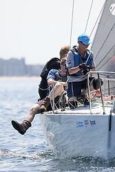 , Kiel - Kieler Woche 17. - 25.06.2017, J-24 - NED 36 - Jool - Dirk Olyslagers - WV de Maaskant