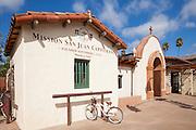 Mission San Juan Capistrano in California