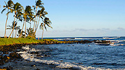 Shoreline, Poipu, Kauai, Hawaii