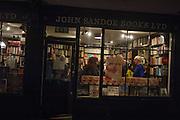 JOHN SANDOE BOOKS, , Book launch for 'I Should Have Said' by Daisy de Villeneuve, John Sandoe Books, Blacklands Terrace. Chelsea, London. 10 March 2015.