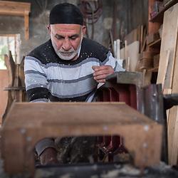 Daily life in Tulkarem and Jerusalem