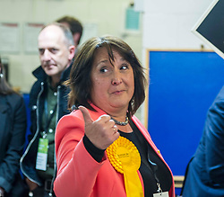 Pictured: Christine Jardine wins Edinburgh West for the Lib Dems<br /> The Edinburgh Count and  announcements ended  around 4:30 this morning with weary heads around all parties.<br /> <br /> Ger Harley   EEm 9 June 2017