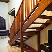 One of the rooms at Hotel Casa del Consulado, a boutique hotel in the heart of historic Granada, Nicaragua.