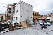 Palermo , Ballarò neighborhood