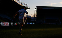 Henry Chavancy of Racing takes to the pitch before the game