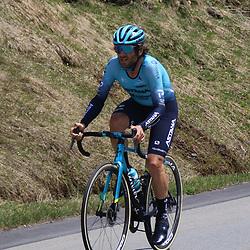 ANDERMATT (SUI) CYCLING<br /> Tour de Suisse stage 7<br /> <br /> Manuele Boaro (Italy / Team Astana)
