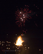 2013-11-05 - Yarmouth Fireworks