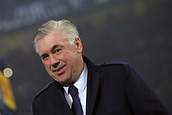 December 26, 2018 - Milan, Milan, Italy - head coach of SSC Napoli Carlo Ancelotti before the serie A match between FC Internazionale and SSC Napoli at Stadio Giuseppe Meazza on December 26, 2018 in Milan, Italy. (Credit Image: © Giuseppe Cottini/NurPhoto via ZUMA Press)