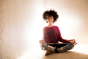 Tabay Atkins, who at the age of 11 was the youngest certified yoga instructor in the nation.  Tabay has traveled across the country and internationally to appear on TV and radio shows, and at conferences teaching yoga.