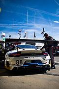 January 30-31, 2021. IMSA Weathertech Series. Rolex Daytona 24h:  #88 Team Hardpoint EBM, Porsche 911 GT3R GTD, Rob Ferriol, Earl Bamber, Katherine Legge, Christina Nielsen