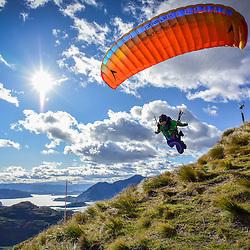 SkiandFly NZ Speedflying Camp - Day I