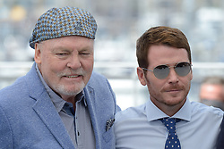 Stacy Keach and Kevin Connolly attending the Rendez-vous with John Travolta - Gotti Photocall held at the Palais des Festivals as part of the 71th annual Cannes Film Festival on May 15, 2018 in Cannes, France. Photo by Aurore Marechal/ABACAPRESS.COM