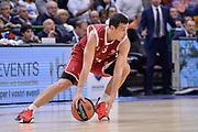 DESCRIZIONE : Eurolega Euroleague 2015/16 Group D Dinamo Banco di Sardegna Sassari - Brose Basket Bamberg<br /> GIOCATORE : Nikos Zisis<br /> CATEGORIA : Palleggio<br /> SQUADRA : Brose Basket Bamberg<br /> EVENTO : Eurolega Euroleague 2015/2016<br /> GARA : Dinamo Banco di Sardegna Sassari - Brose Basket Bamberg<br /> DATA : 13/11/2015<br /> SPORT : Pallacanestro <br /> AUTORE : Agenzia Ciamillo-Castoria/L.Canu