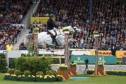 Bengtsson Rolf Goran, (SWE), Clarimo ASK<br /> Rolex Grand Prix, The Grand Prix of Aachen<br /> Weltfest des Pferdesports Aachen 2015<br /> © Hippo Foto - Dirk Caremans<br /> 31/05/15