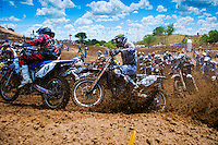 The Hangtown Classic Motorcycle race at Prairie City OHVP. 2010, California State Parks.<br /> Photo by Brian Baer