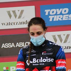 03-01-2021: Wielrennen: Vestingcross: Hulst: Lucinda Brand