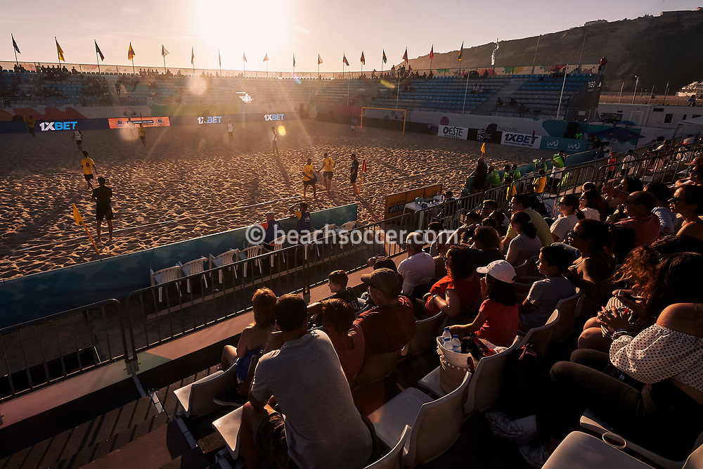 5NAZARE, PORTUGAL - MAY 31: Ambiance during Euro Winners Challenge Nazaré 2019 at Nazaré Beach on May 31, 2019 in Nazaré, Portugal. (Photo by Jose M. Alvarez)