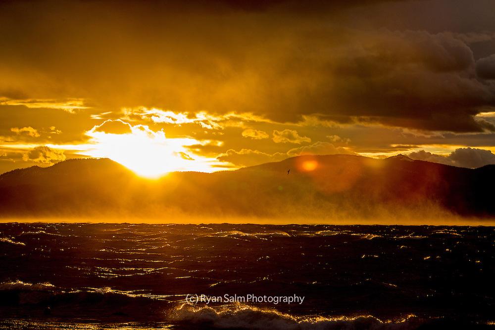 Tahoe or Ocean??