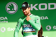 Podium, Peter Sagan (SVK - Bora - Hansgrohe) Green Jersey, during the 105th Tour de France 2018, Stage 17, Bagneres de Luchon - Col du Portet (65 km) on July 25th, 2018 - Photo Luca Bettini / BettiniPhoto / ProSportsImages / DPPI