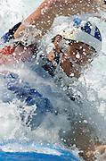 20040820 Olympic Games Athens Greece [Kayak Slalom Racing].Olympic Canoe/ Kayak Centre, GBR K1 Bronze medal winner, Campbell Walsh. second run.Photo  Peter Spurrier..Images@intersport-images.com.Tel +44 7973 819551.