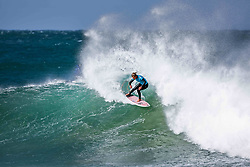 JEFFREYS BAY, SOUTH AFRICA - JULY 19: Lakey Peterson of the United States finishes runner-up in the 2019 Corona Open J-Bay after placing second in the final at Supertubes on July 19, 2019 in Jeffreys Bay, South Africa. (Photo by Pierre Tostee/WSL via Getty Images)