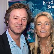 NLD/Den Haag/20190305 - Inloop premiere Art, Frits Sissing en partner Willemijn
