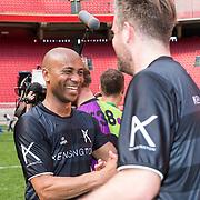 NLD/Amsterdam/20180503- Coen en Sander Live vanuit Johan Cruijff Arena, Humberto Tan