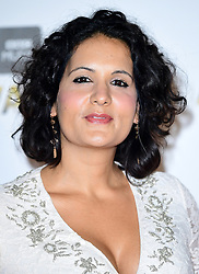 Dr Radha Mogdal attending the BBC Music Awards at the Royal Victoria Dock, London. PRESS ASSOCIATION Photo. Picture date: Monday 12th December, 2016. See PA Story SHOWBIZ Music. Photo credit should read: Ian West/PA Wire