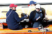 SANXENXO, SPAIN, 2016, MARCH King <br /> <br /> Juan Carlos has returned Friday to Sanxenxo, Pontevedra town with which it has close ties for their hobby to the world of sailing and its participation last year in a regatta on the river that marked his return to competition after six years of absence. King Juan Carlos arrived in Galicia on a flight that landed at the airport of Vigo and then moved to Sanxenxo, where he will spend the weekend. By mid afternoon, the retired monarch went to the marina, where he held an informal talk with the mayor, Gonzalo, other councilors and crews of boats 6MR class, which make up the new partnership promoted by President Nautico de Sanxenxo, Pedro Campos<br /> ©Exclusivepix Media