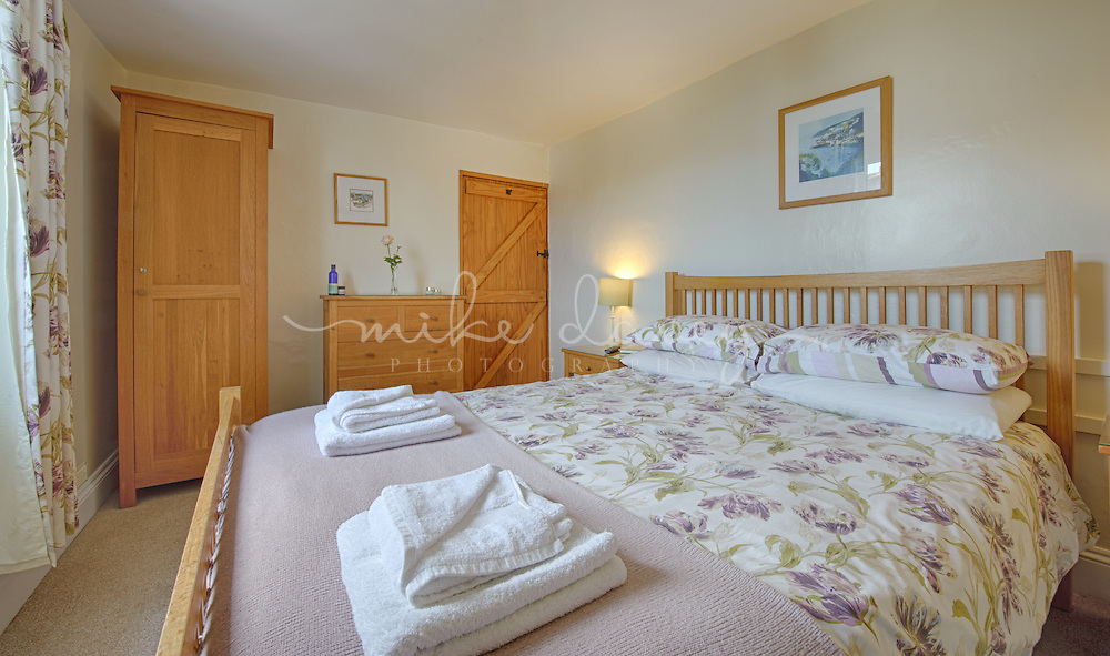 Interior and exterior photography for Duchy Holiday Cottage in Fowey, Cornwall.