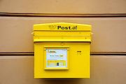 Austrian postbox