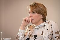14 DEC 2020, BERLIN/GERMANY:<br /> Elke Buedenbender, Juristin und Gattin des Bundespraesidenten, waehrend einem Interview, Schloss Bellevue<br /> IMAGE: 20201214-01-010<br /> KEYWORDS: Elke Büdenbender, First Lady